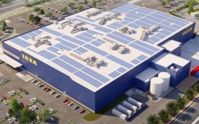 Australia's Largest of Its Kind Grid-Connected Microgrid Launched at IKEA Adelaide