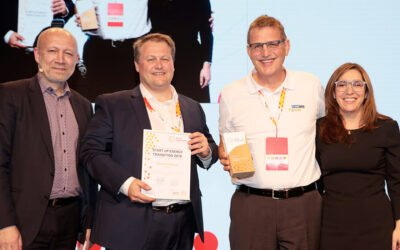 Planet Ark Power's Grid-Transforming Technology Wins Startup Energy Transition Award 2019