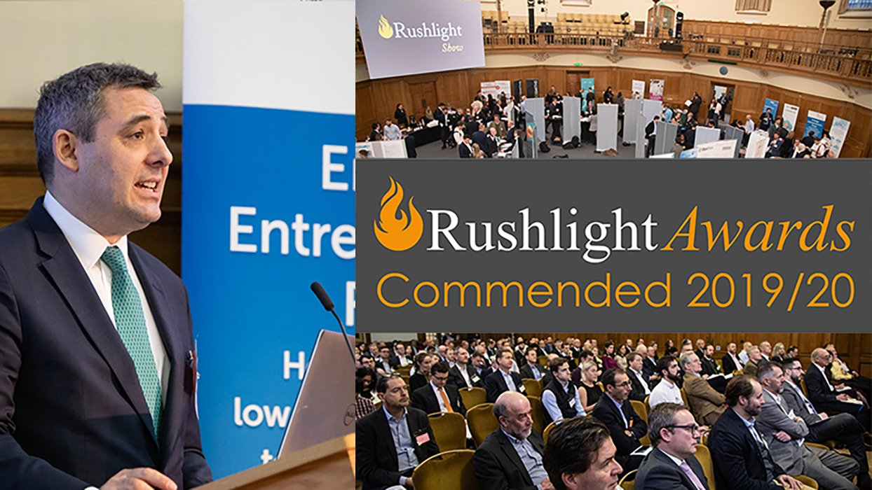 Showcasing eleXsys at Rushlight Show in London
