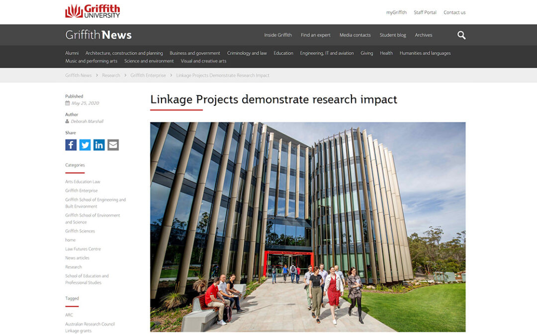 eleXsys® a Key Link in $450,000 Microgrid Project With Griffith University and Leading Queensland Researchers